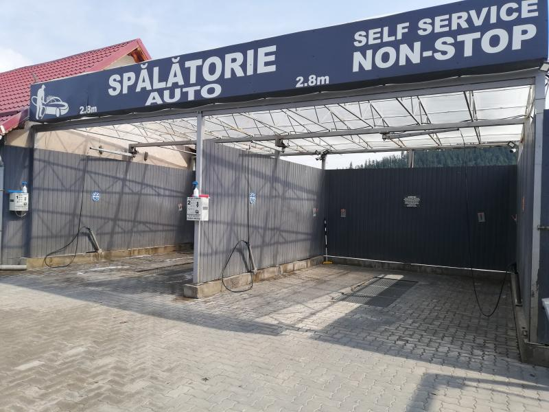 Vulcanizarea Spalatoria auto La Dragos