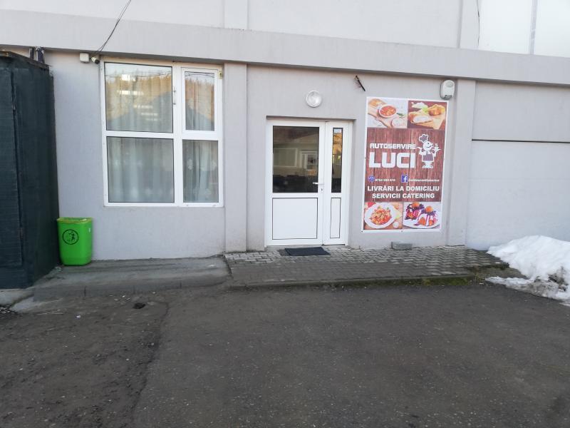 Restaurantul autoservire LUCI