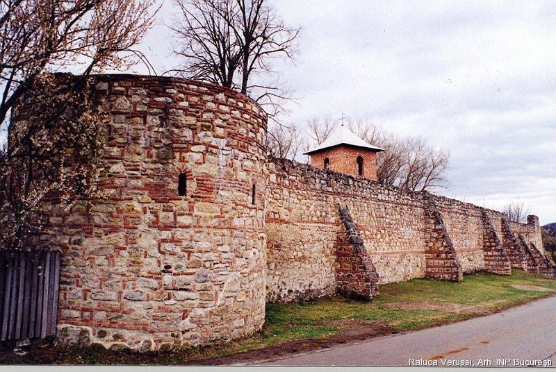 Cetatea Bradu Sau Manastirea Doamnei Neaga<br/>