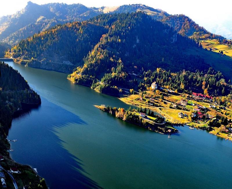 Lacul Colibita<br/>