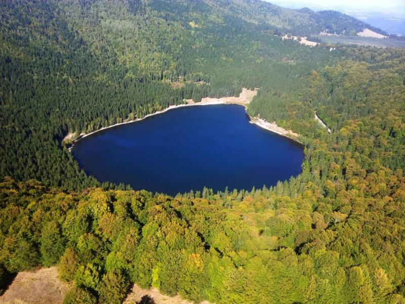 Lacul Sfanta Ana<br/>