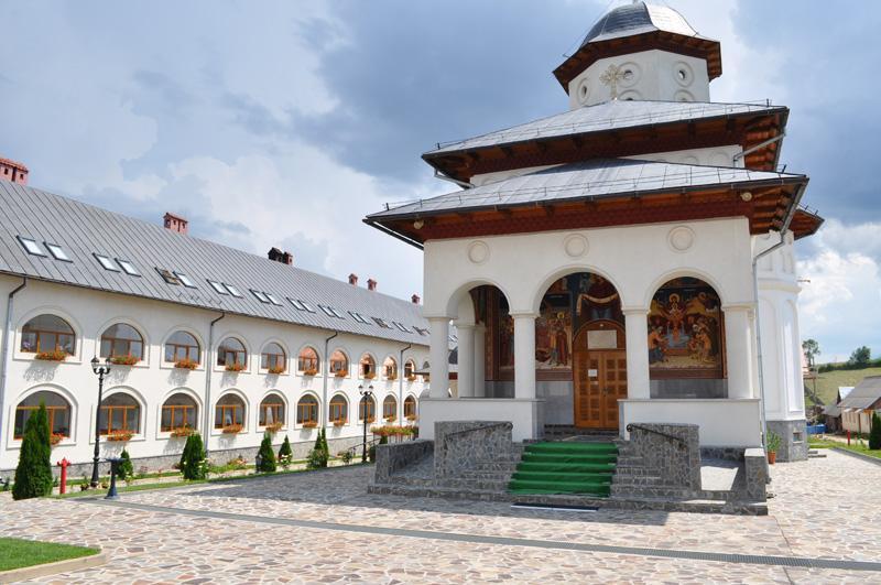 Manastirea Schimbarea la Fata